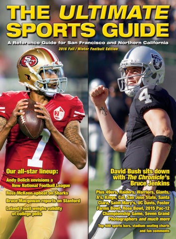 5f64045e875 2016 nfl usg final for online by Ultimate Sports Guide - issuu