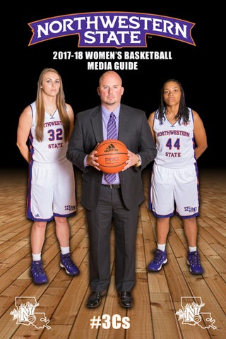 be1fb7a7e 2017-18 Northwestern State Women s Basketball Media Guide by ...