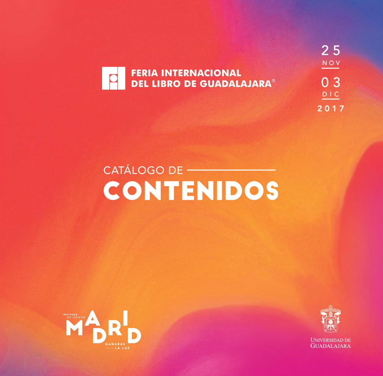 Cat Logo De Contenidos 2009 By Feria Internacional Del Libro De  # Venta Nocturna Muebles Placencia