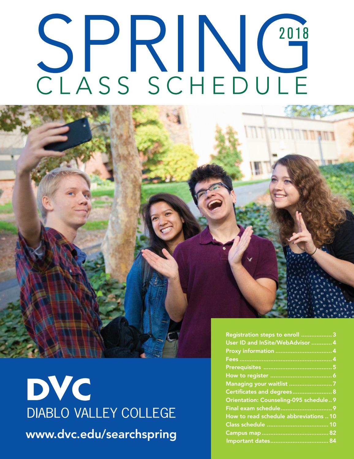 dvc short term classes