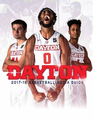 2017 18 Dayton Men s Basketball Media Guide by Joey Gardner - issuu ec823ce2c