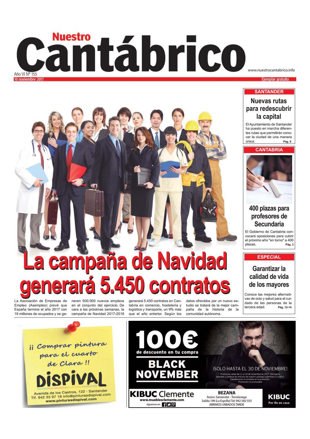 Nuestro Cantábrico 155 by Nuestro Cantábrico - issuu 22e84bbe9d254