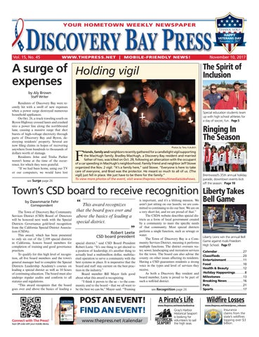 Discovery Bay Press 111017 By Brentwood Press Publishing Issuu
