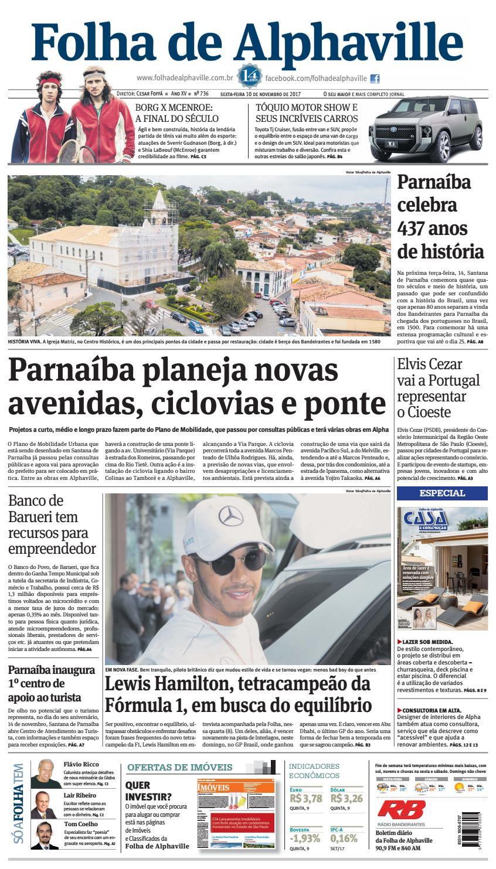 737d1f3ec Edição 736 by Folha de Alphaville - issuu