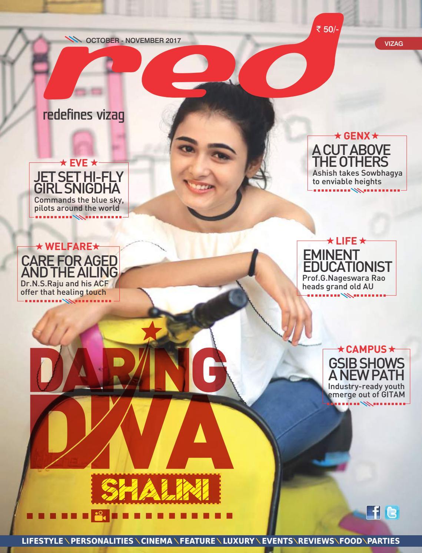 Bruna Laila red october 2017red magazine - issuu