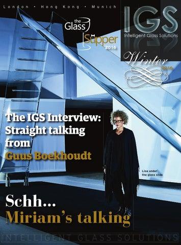 Winter 2016 Issue By IGS Magazine   Issuu