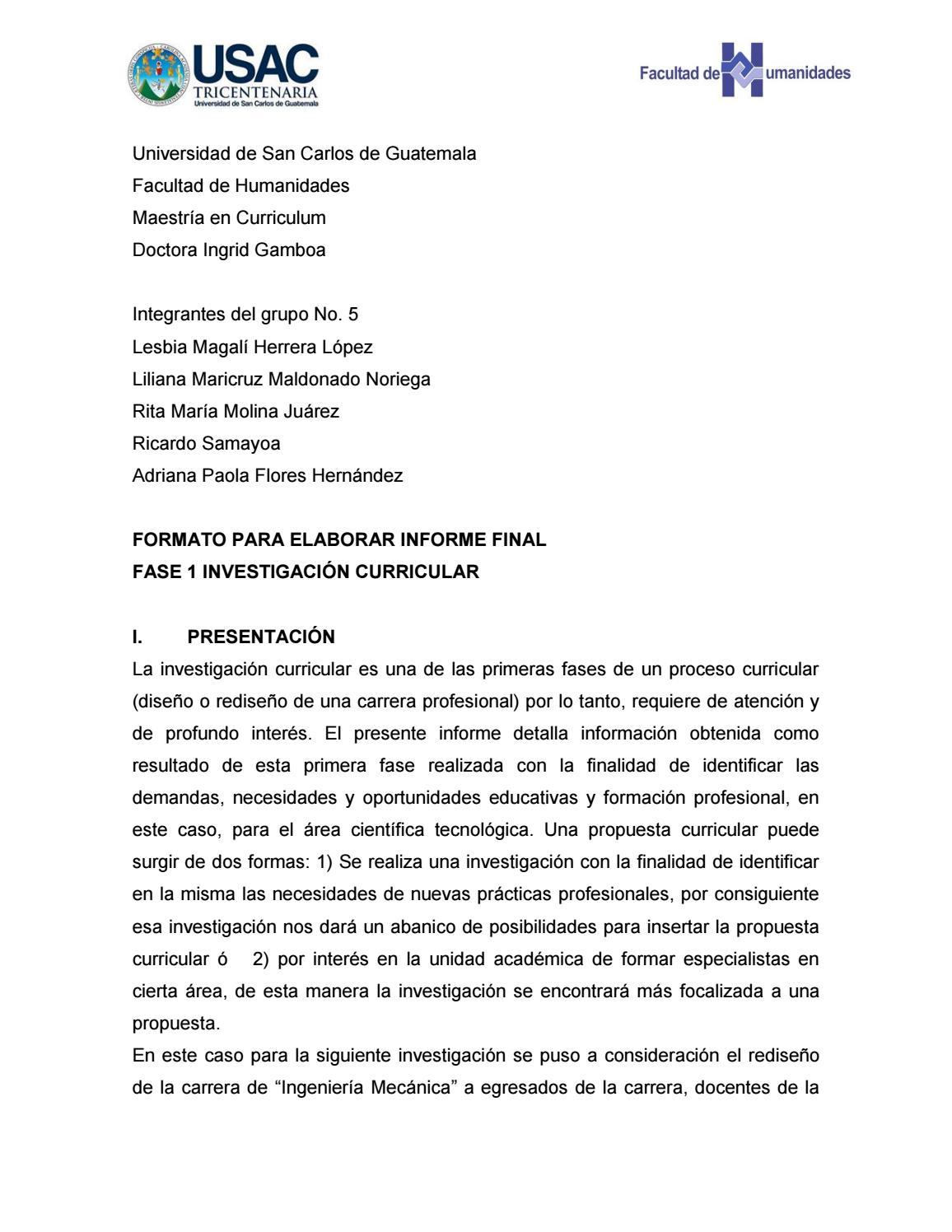 F3 02 foro de trabajo investigacion del curriculum by AP_Flores_H ...