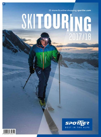 Skitouring Magalog DE 201718 by SPORTLER issuu