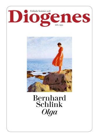 Diogenes Vorschau Frühjahr 2018 by diogenesverlag - issuu