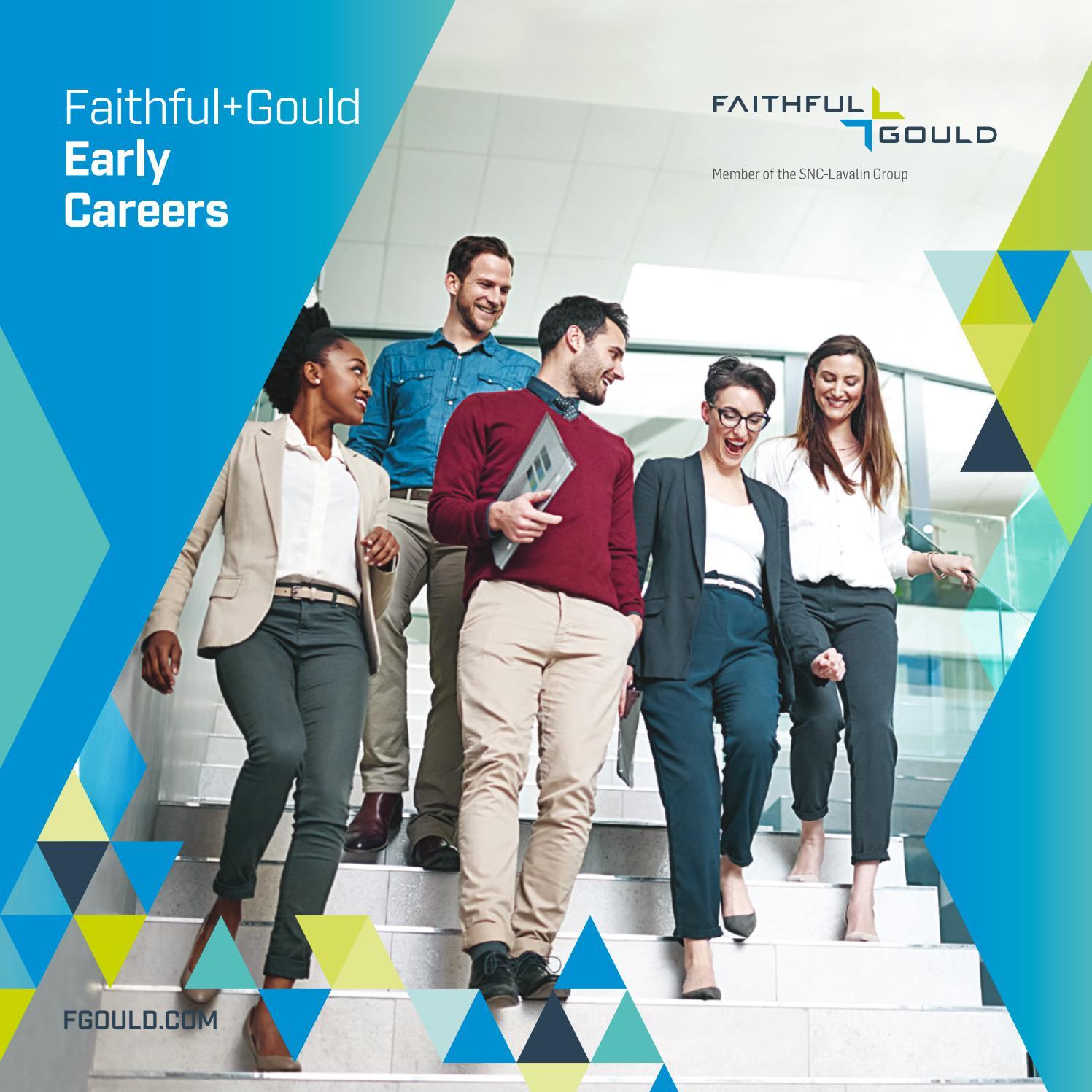 Faithful+Gould Early Careers by Faithful+Gould - issuu