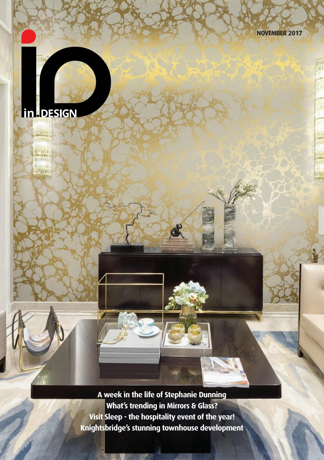 In Design November 2017 By Cim Online Ltd Issuu
