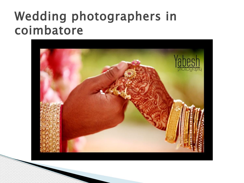 Wedding photographers in coimbatore by yabeshphotos - issuu