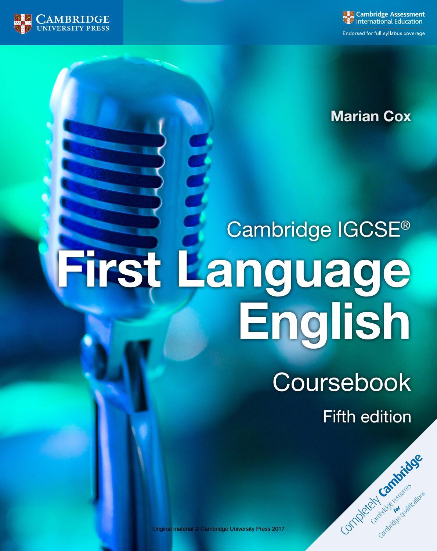 Preview Cambridge Igcse First Language English Coursebook By Cambridge University Press Education Issuu [ 1500 x 1190 Pixel ]