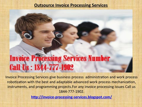 Outsource Invoice Processing Services By Quickbookserror Issuu - Outsource invoice processing