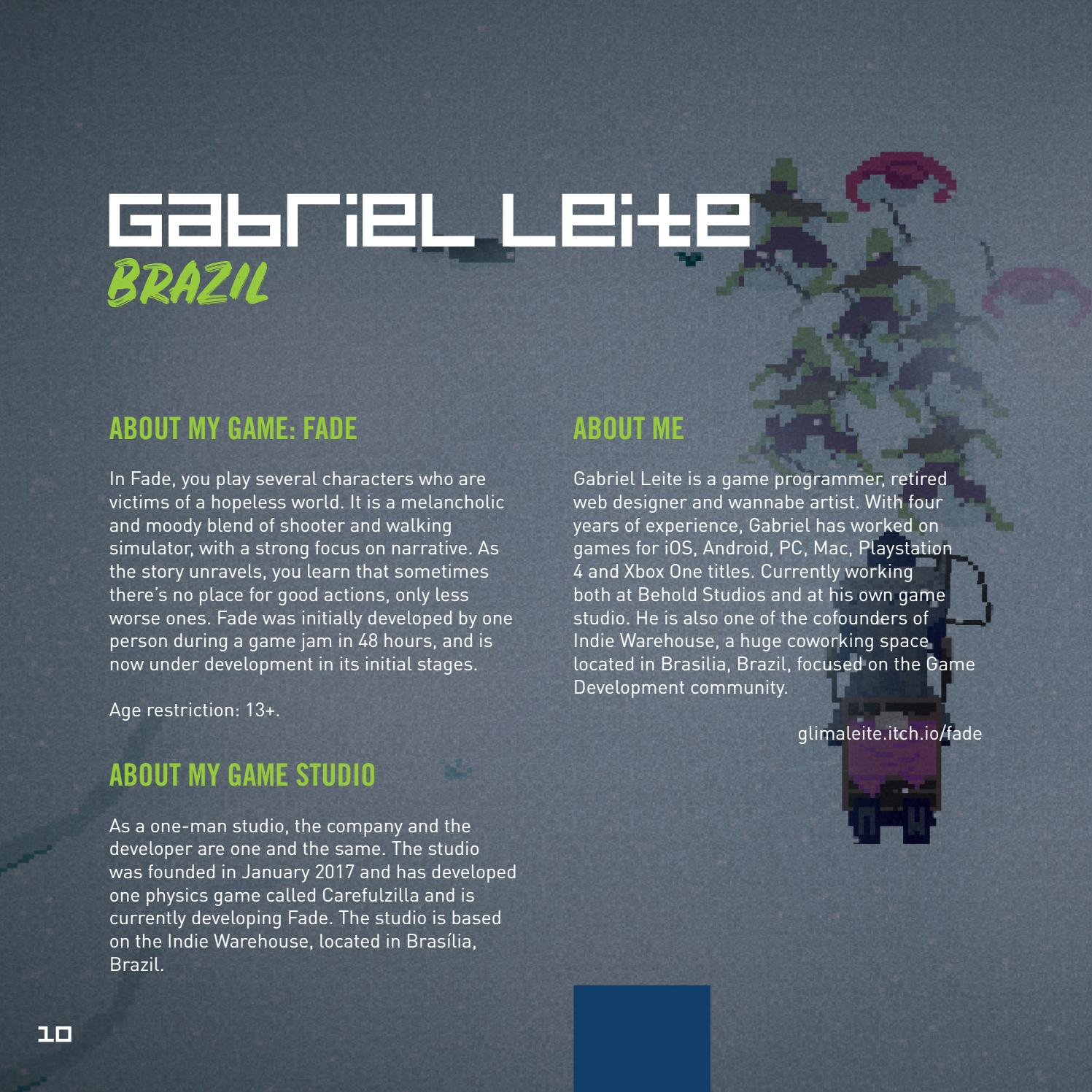 Game Mixer South Africa by Goethe-Institut South Africa - issuu