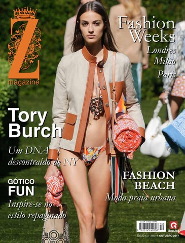 d9fe49079 Fashion Weeks Londres Milão Paris. Tory Burch Um DNA descontraído de ...