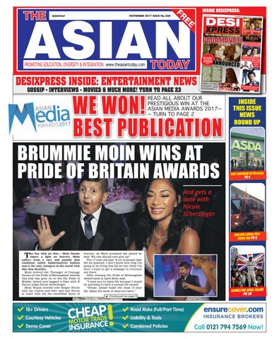 Asian today newspaper