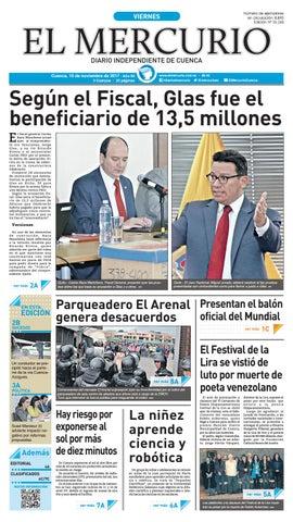 70174c290b0c hemeroteca 10-11-2017 by Diario El Mercurio Cuenca - issuu