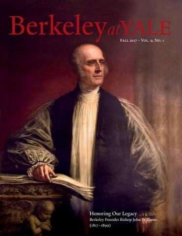 BDS Fall Newsletter 2017 by Berkeley Divinity School - issuu