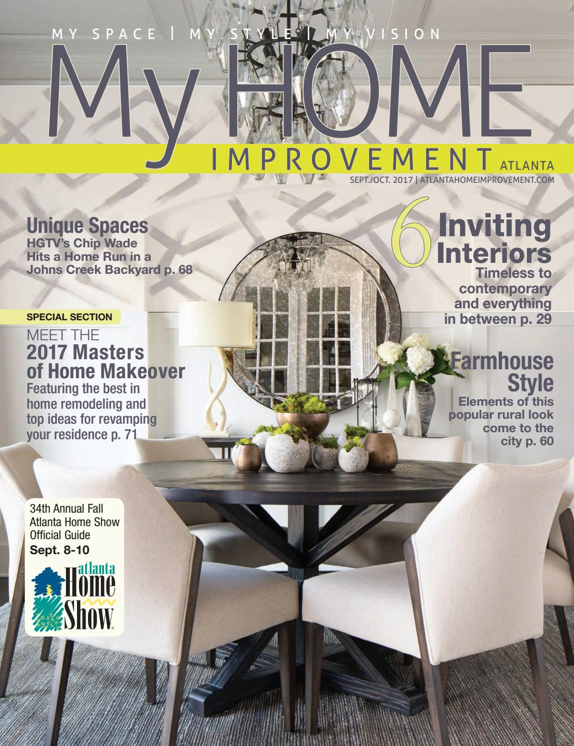 Major Home Remodel Atlanta Home Remodeling Cost Verses Value Glazer Construction My Home Improvement 0917 1017 By My Home Improvement Magazine - Issuu
