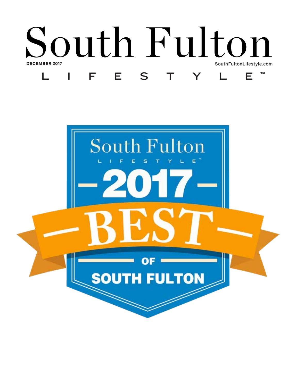 South Fulton, GA December 2017 by Lifestyle Publications ...