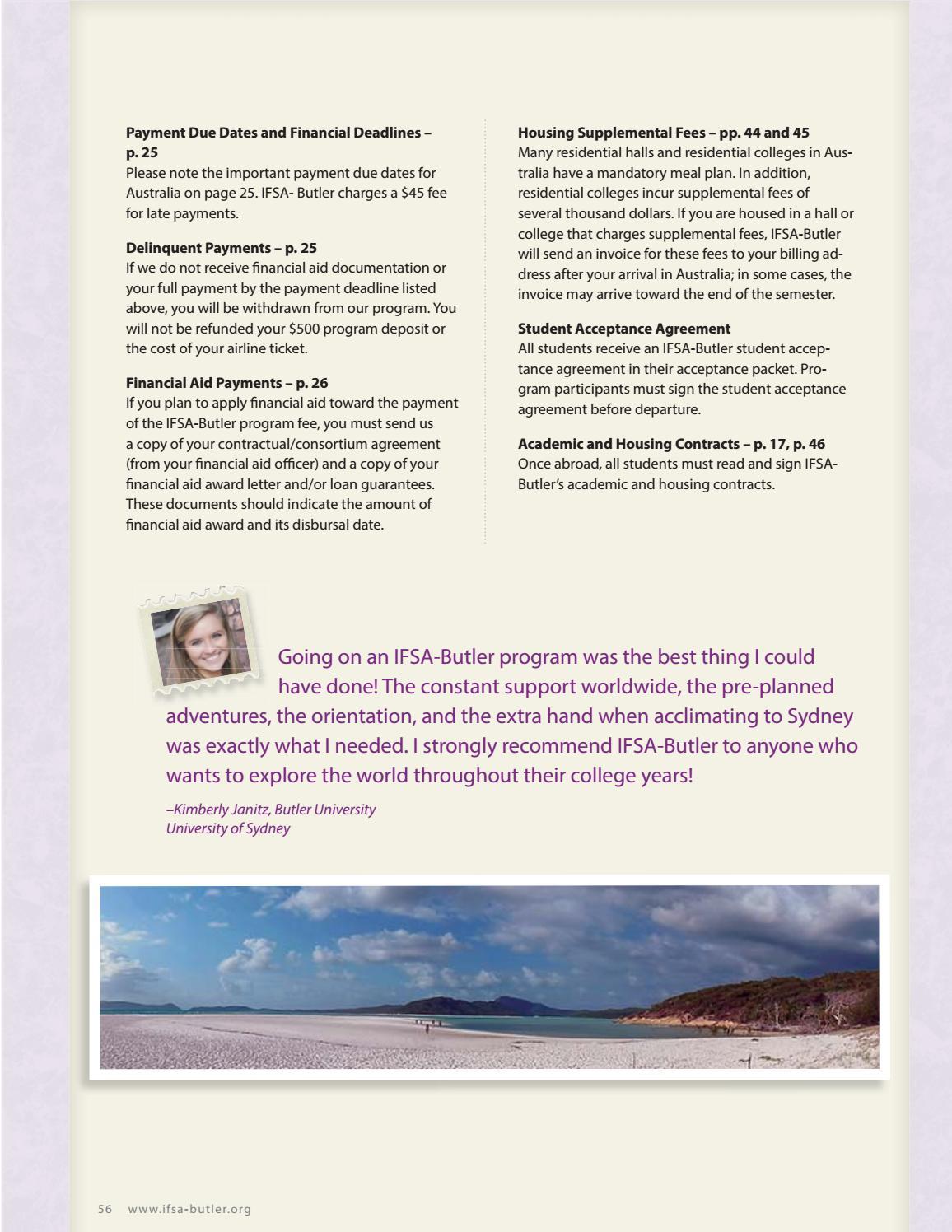 Preparing to study abroad australia by ifsa butler issuu platinumwayz