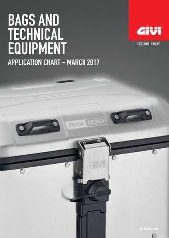 Givi catalog Femon Parts by Femon Parts - issuu