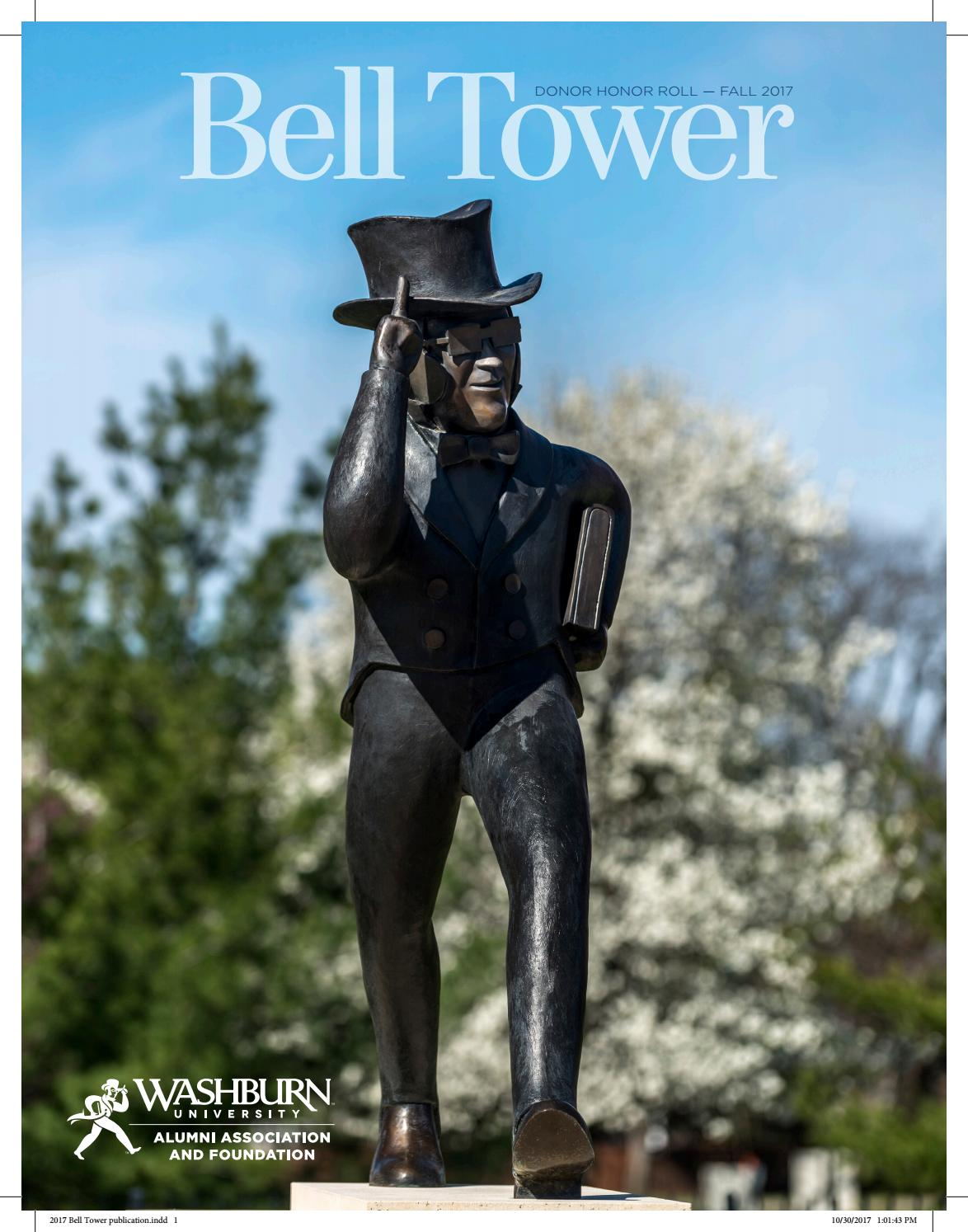 2017 Bell Tower publication