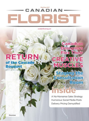 Canadian Florist May 2017