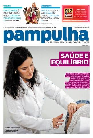 7ab021f0f5750 Pampulha, sábado - 11 11 2017 by Tecnologia Sempre Editora - issuu