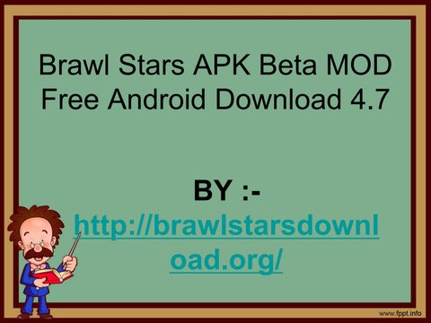 Brawl stars apk beta mod by harsh patel - issuu