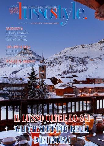 Lusso Style N.53 Novembre 2017 by David Di Castro - issuu 95142fce8f07