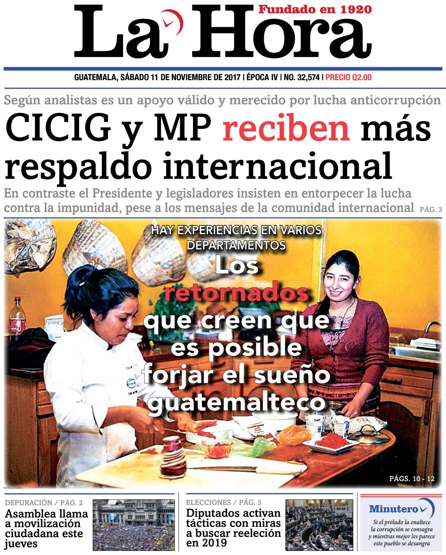 La Hora 11-11-2017 by La Hora - issuu