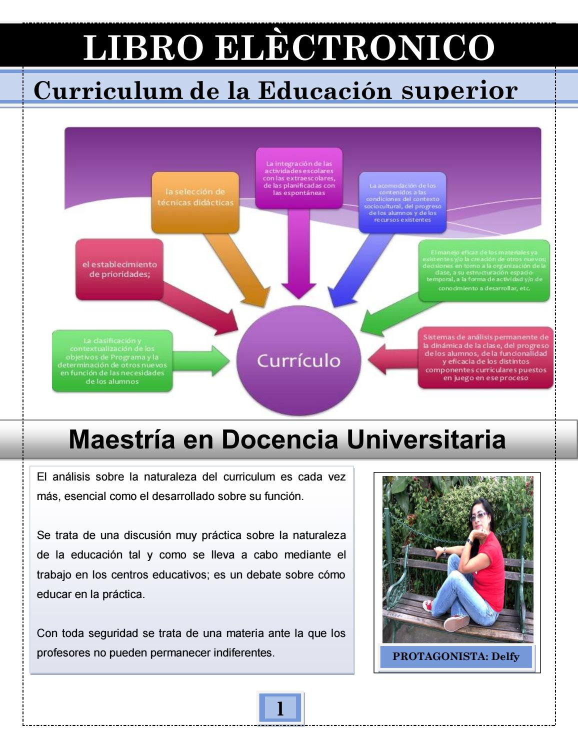 Libro de curriculum delfy by delfy - issuu