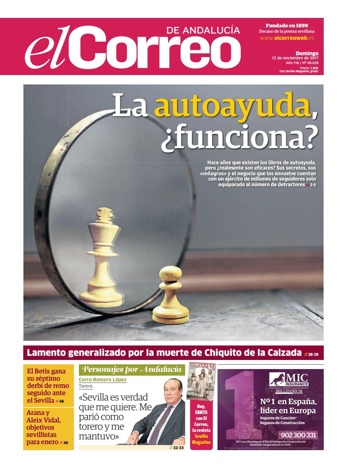 Correo Andalucía 11 By S 2017 El lIssuu 12 De b6gvY7yf
