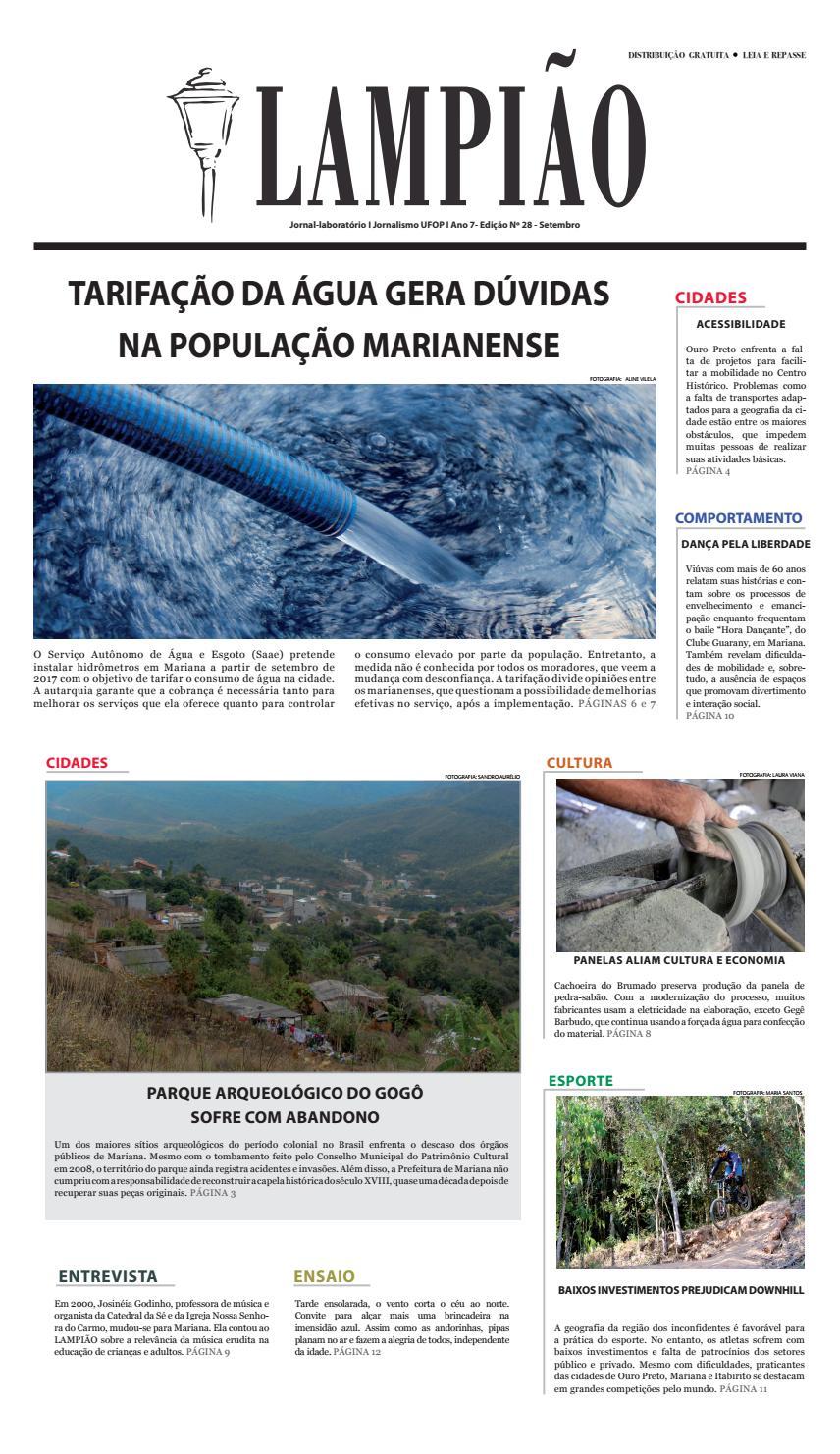 8aecf3381 Jornal Lampião - edição 28 by Jornal Lampião - issuu