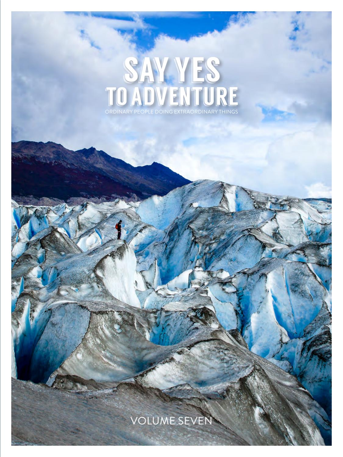 Say Yes To Adventure Volume Seven By
