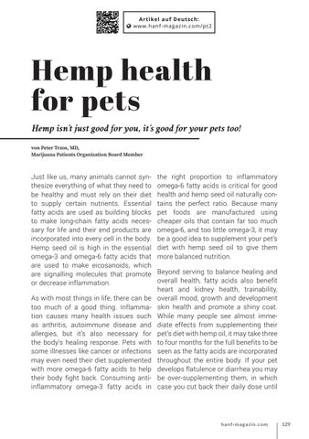 Page 129 of Hemp health for pets