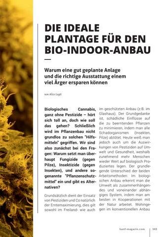 Page 143 of Alice Legit - Die ideale Plantage für den Bio-Indoor-Anbau