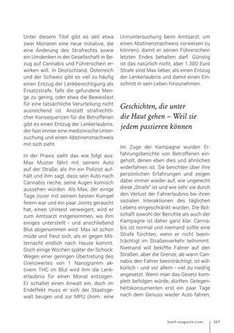 Page 167 of Die Führerschein Kampagne des DHV