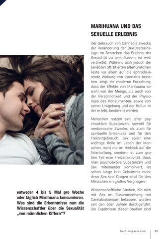 Page 85 of Marihuana und Sex
