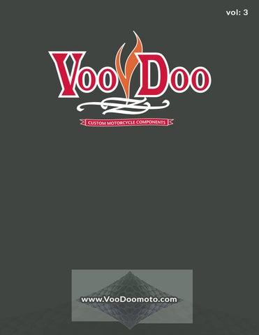 VooDoo Industries VPER6SK3B Black Performance Exhaust