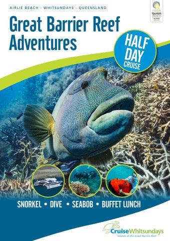 CW Half Day Hardy Reef by Cruise Whitsundays - issuu