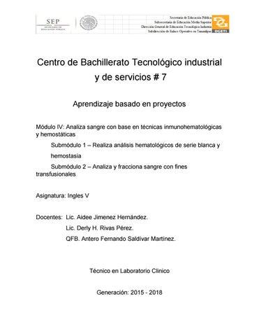 Instrucciones Para Monografía De Análisis De Experiencias By