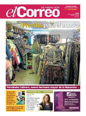 50c0d55ada 13.11.2017 El Correo de Andalucía by EL CORREO DE ANDALUCÍA S.L. - issuu