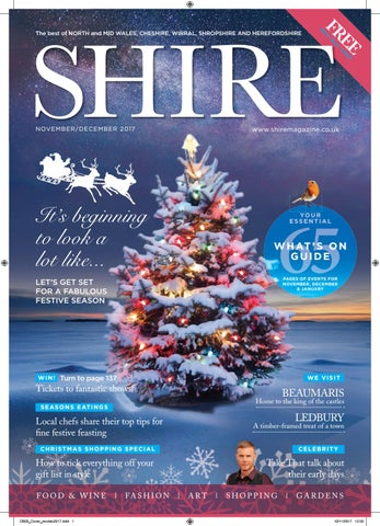 1b853e809ee4d Shire Magazine Nov-Dec 2017 by Superstar Publishing - issuu