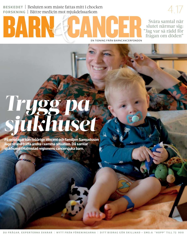 Samlar in pengar till cancersjuka barn