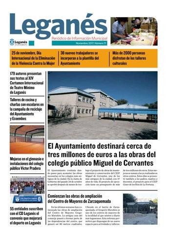 boletín de información municipal de leganés - número 19legacom