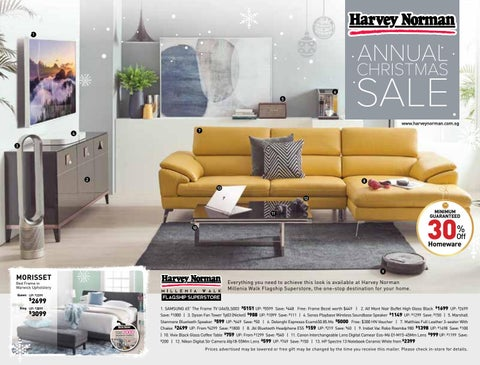 e161c99595c Annual Christmas Sale by Harvey Norman (South East Asia) - issuu