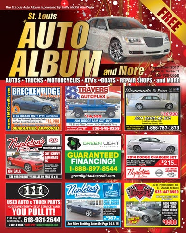 December 2017 Auto Album by Thrifty Nickel Want Ads St  Louis - issuu